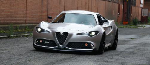 La nuova Alfa Romeo Mole Costruzione Artigianale 001