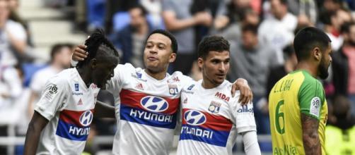 Ligue 1 : Lyon nouveau dauphin du PSG - Le Parisien - leparisien.fr