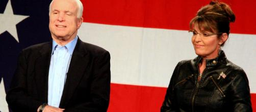 John McCain's unkindest cut of all to Sarah Palin - [Image via bill85704/Flickr]
