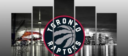 Toronto Raptors en el segundo partido de las semifinales de la Conferencia Este que dominan por 2-0 al mejor de siete.