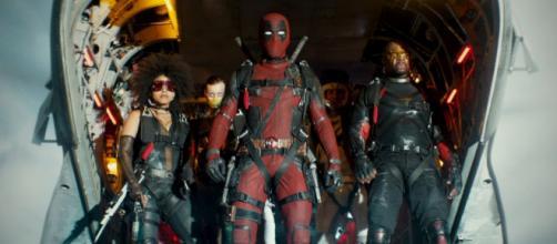 Wade Winston Wilson, más conocido como Deadpool (adaptado como Masacre en algunas traducciones hispanohablantes).