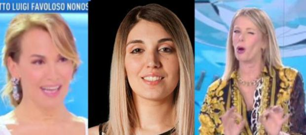 #Barbara D'Urso e la frecciatina ad #Alessia Marcuzzi. #BlastingNews
