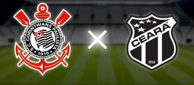 Brasileirão: Corinthians x Ceará ao vivo