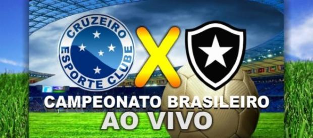 Campeonato Brasileiro: Cruzeiro x Botafogo ao vivo