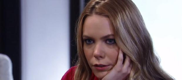 'General Hospital' spoilers say awful Nelle drugs Carly next week. - [Image via The Emmy Awards/ YouTube screencap]