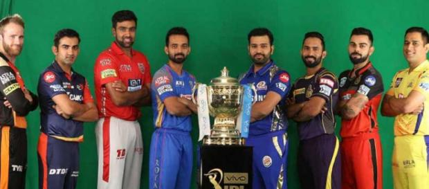 IPl 2018: When And Where To watch live online (Image via IPL2018/Twitter)