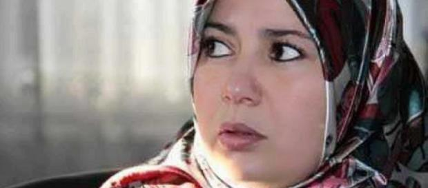 la députée de l'APN Naima Salhi
