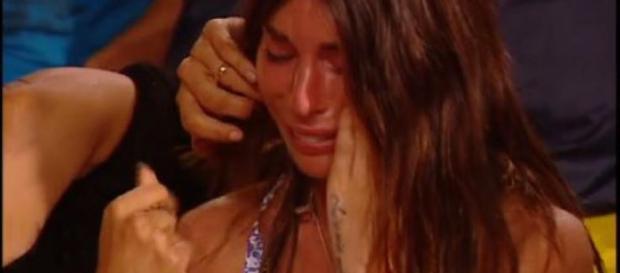 Lutto per Bianca Atzei: è morta la nonna