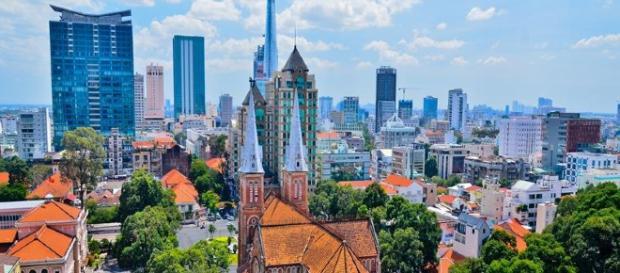 Metropole der Superlative: Ehemals Saigon -Heute Ho-Chi-Minh-Stadt