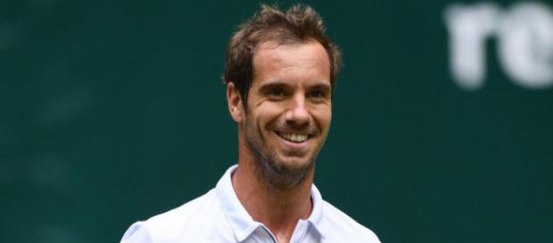Richard Gasquet sort Frances Tiafoe au 1er tour - ATP Eastbourne ... - eurosport.fr
