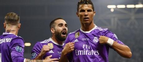 Cristiano Ronaldo, artilheiro desta edição da Uefa Champions League