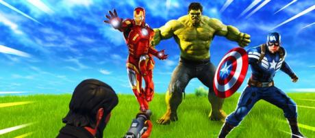 """Avengers are coming to """"Fortnite Battle Royale"""""""