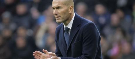 El jugador que dice no al Barça por Zidane