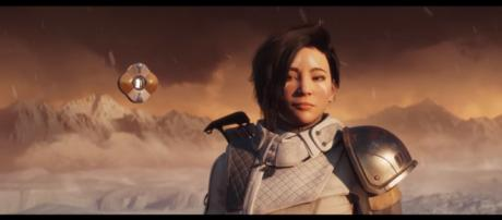 Destiny 2 – Expansion II: Warmind Reveal Trailer [UK] [Image Credit: destinygame/YouTube screencap]