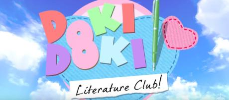 'Doki Doki Literature Club' is a good entry-level game. [image source: Smosh Games - YouTube]