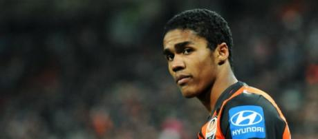 Douglas Costa, now at Juventus after having played for Shaktar [image source: Football.ua -Wikimedia Commons]