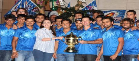 IPL 2018: Mumbai Indians struggling to reach the play-offs. (Image: Mumbai Indians/Twitter)