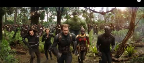Avengers: Infinity War Ending - YouTube/IGN