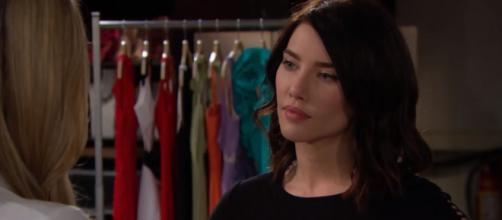 'Bold and the Beautiful' spoilers say Hope will soon be pregnant too! [Image via YouTube/CBS Screenshot]