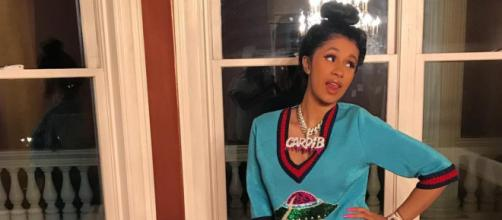 Cardi B is vindiated after Celina Powell admits she lied. [Image via Cardi B/Instagram]