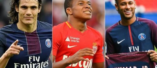 Cavani, Mbappé, Neymar... Jugadores que pueden cambiar de equipo