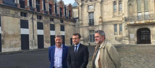 Chateau de Villers-Cotterêts et francophonie pour établir les mémoires mêlées