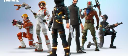 Consigue Fortnite - epicgames.com