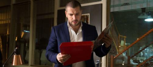 Coronation Street spoilers – Shayne Ward drops hints on Aidan's exit - digitalspy.com