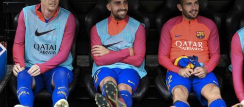 De amigos a rivales en el Barcelona