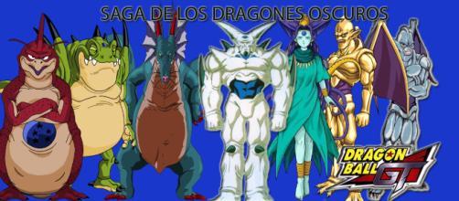 Dragones Oscuros De Dragon ball Gt - Manga y Anime - Taringa! - taringa.net