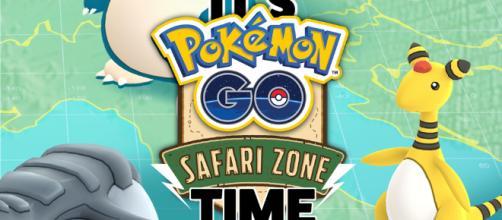 Pokemn Go: más detalles de los nuevos eventos y Safari Zone