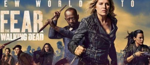 Fear the Walking Dead, temporada 4: trailer adelanta crossover con ... - peru.com