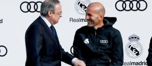 Florentino Pérez revoluciona el Real Madrid: cinco fichajes, tres ... - diariogol.com