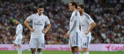Gareth Bale and James Rodriguez Photos Photos - Real Madrid v Club ... - zimbio.com
