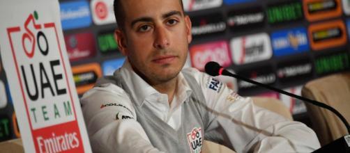 Giro d'Italia, Fabio Aru, capitano del team UAE Emirates