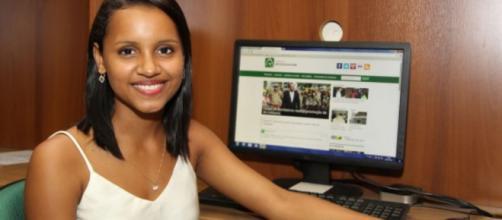 Gleici faz breve participação em novela das 21 horas, na Globo