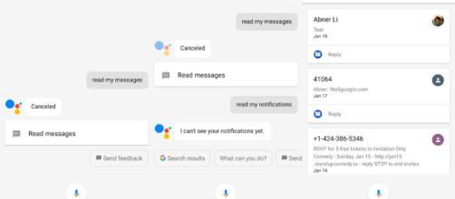 Google Assistant incorpora la lectura de los SMS a sus funciones - elespanol.com