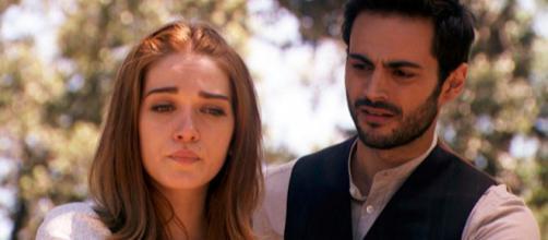 Il Segreto: Julieta lascia Saul