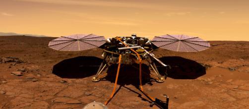 InSight: ecco come sarà la prossima missione su Marte - Panorama - panorama.it