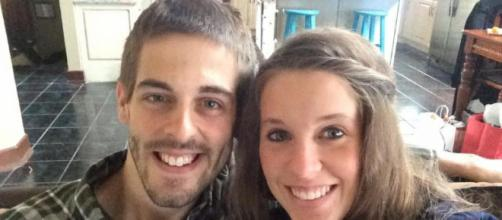 Jill and Derick Dillard from social network post