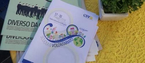 L'undicesima edizione di Scuola & Volontariato al Teatro Gelsomino di Afragola.