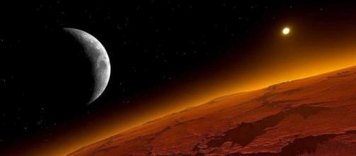 Investigación clave en el planeta rojo: Marte