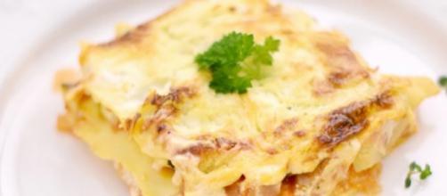 Lasagna vegetariana per chi è intollerante ad alcuni alimenti
