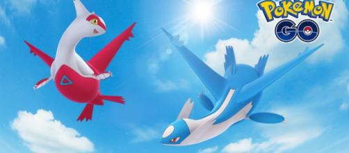 Latios a España: llega la rotación de los pokemon Eon