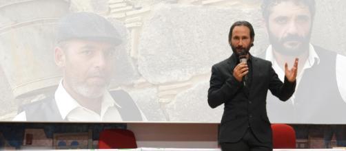 Lorenzo Muscoso durante una delle conferenze