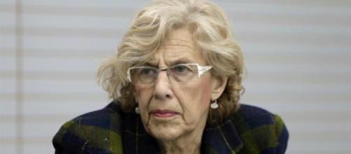 Manuela Carmena Alcaldesa de Madrid y juez emérita