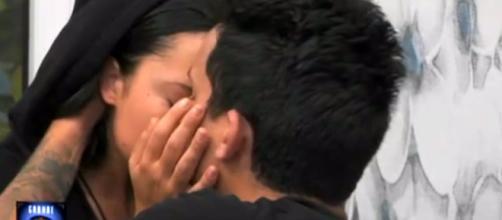 Matteo Gentili e Alessia Prete: la frecciatina di Elena Morali dopo il bacio al GF 15.