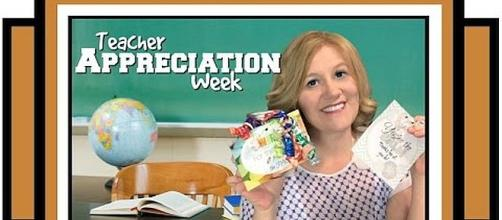 National Teacher Appreciation Week is May 7-11, 2018 [Image: Wendy Valencia/YouTube screenshot]