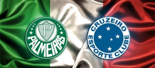 Palmeiras e Cruzeiro, antes cada um se chamava Palestra Itália.