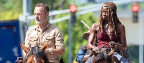 Pronto veremos un cambio radical en la imagen de Rick.